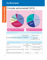 Compte administratif et budget