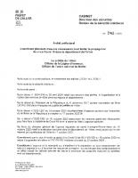 20201028_Arrete_ prescrivant plusieurs mesures